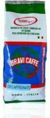 Bravi Caffe Decaffeinato koffiebonen - 1kg