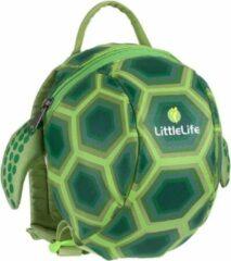 Littlelife Rugzak Met Riem Turtle 2 Liter Polyester Lichtgroen
