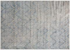 Vintage Vloerkleed Leonora Blauw - Eva Interior-[Afmetingen:185 x 275 cm]-[Afmetingen:185 x 275 cm - (L)]