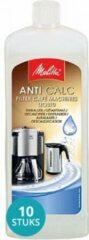 Melitta Anti Calc voor filterkoffiemachines en waterkokers