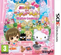 Rising Star Hello Kitty and the Apron of Magic: Rhythm Cooking (DELETED TITLE) /3DS