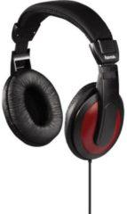 """""""Hama Koptelefoon """"""""Basic4Music"""""""", over-ear, extra lange kabel (2 m), zwart"""""""