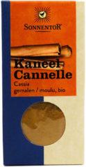 Sonnentor Kaneel Ceylon Gemalen Bio (40g)