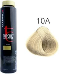 Goldwell - Topchic Depot Bus - 10-A Pastel Asblond - 250 ml