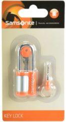 Accessories Reise-Sicherheit Vorhängeschloss II 2,5 cm Samsonite orange