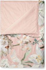 Roze Essenza quilt Rosalee blush bedloper (240x100)