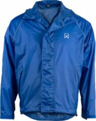 Willex Regenjack - Maat XL - Ademend - Blauw