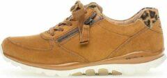 Gabor Rollingsoft 56.968.41 dames sneaker - bruin - maat 37