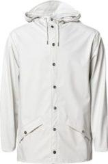 Witte Rains Jacket Regenjas Unisex - Maat M/L