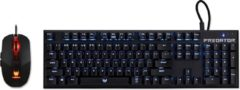 Acer Predator Mechanical Gaming keyboard USBUS Int. & USB Gaming mouse kit