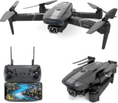 Zwarte Trendtrading Drone met 4K HD camera - 75 minuten vliegtijd - Met 3 accu's en opbergkoffer - GPS 5G WIFI FPV - TD20RC Fly more combo