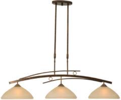 Masterlight Eetkamer hanglamp Bolzano Masterlight 2937-21-34