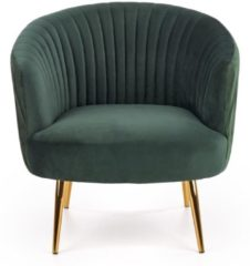 Home Style Fauteuil Crown in groen