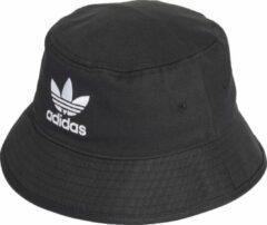Adidas Adicolor Hoed - Maat One size - Unisex - zwart/wit