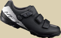 Shimano SH-ME3L Herren Fahrradschuhe Größe 43 black