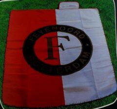 Rode Feyenoord Picknickkleed