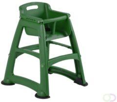 Sturdy Chair Kinderstoel Rubbermaid, groen