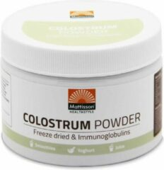 Mattisson Absolute colostrum poeder 30% IgG fd