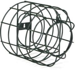Groene Best for Birds Esschert Design Pothouder Vogelvoederhuisje - 15 cm