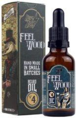 Hey Joe! Beard Oil No.4 Feel Wood