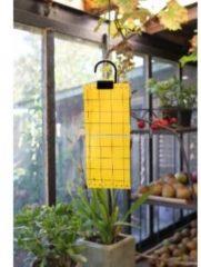Gele Insectenkleefvellen H24x10cm set a 5 stuks Nature
