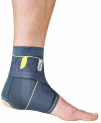 Push Med Push Sports Enkelbrace 8 - Maat S - links - Grijs