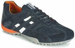 Blauwe Sneakers U SNAKE K U4207K by Geox