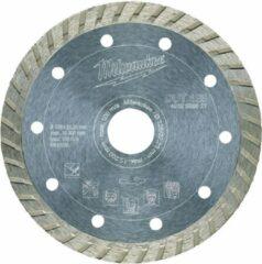 Milwaukee 4932399527 DUT 125 Diamantdoorslijpschijf - 125 x 22,23 x 2,3mm - Universeel