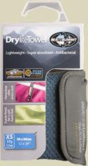 Sea to Summit Drylite Towel Mikrofaser Handtuch Größe XS cobalt blue