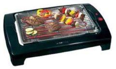 Zwarte Quadra Clatronic BQ 2977 N Elektrische Barbecue
