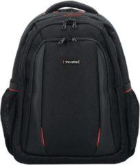 @WORK Business Rucksack 45 cm Laptopfach Travelite schwarz
