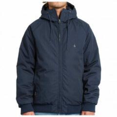 Volcom - Hernan 5K Jacket - Winterjack maat XL, blauw/zwart