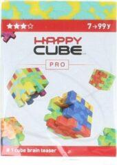 Happy Cube Pro Puzzel Blauw/Geel