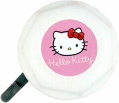 Witte Hello Kitty Fietsbel