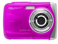 Aquapix Easypix W1024-P Splash Digitalkamera - pink