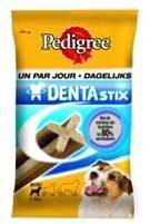 Pedigree Dentastix tot 10kg voor de hond Pakje 7 stuks