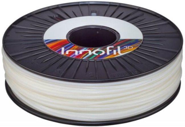 Afbeelding van Basf Innofil 3D ABS-0101B075 Filament ABS kunststof 2.85 mm Naturel 750 g