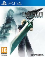 Sony Final Fantasy VII Remake (PS4) PlayStation 4 Basis Engels