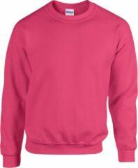 Gildan Zware Blend Unisex Adult Crewneck Sweatshirt voor volwassenen (Heliconia)