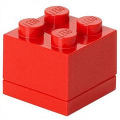 Rode LEGO Room Copenhagen 4011 Lunch container Polypropyleen (PP) Rood 1stuk(s)