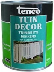 Tenco | Tuindecor Dekkend 1000 ml | Op waterbasis | Monumenten groen
