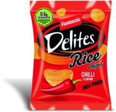 Fantastic Foods Delites Rice Chips Gusto Chilli 50gr