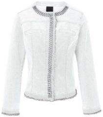 Witte Jeansjack