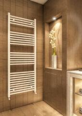 Eastbrook Wingrave verticale verwarming 100x50cm Mat wit 496 watt