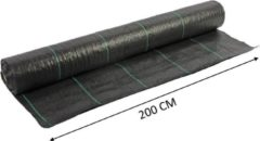 Zwarte Talen Tools - Gronddoek - 2x25 meter