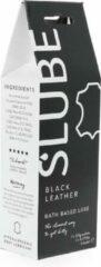 Slube (all) Slube – Massage en Glijmiddel Black Leather – klein verpakking