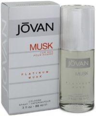 Jovan Platinum Musk Cologne Spray 90 ml For Men