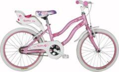 Fausto Coppi 20 Zoll Mädchen Fahrrad Coppi... pink