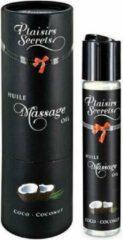Plaisirs Secrets - Massage Olie - Kokos