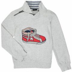 Beige Kleding Sweatshirt col montant XQ15013 by IKKS JUNIOR